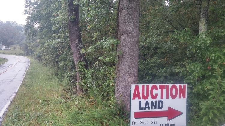 12 Acres in Cana, Virginia
