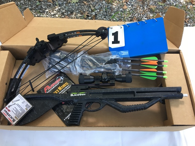 Online Only Bankruptcy Auction - Former High Survival