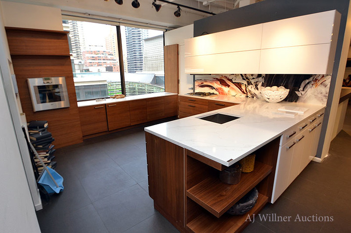 High End Kitchen Cabinets & Miele Appliances, NYC