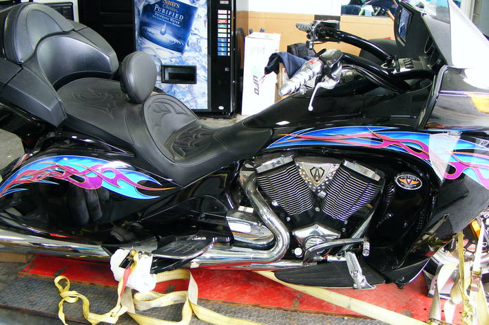 US Attorney - Online Only - Motorcycle & Trailer