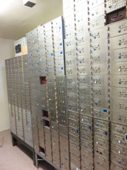 Safes and Safe Deposit Boxes