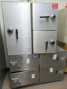 Safes and Safe Deposit Boxes
