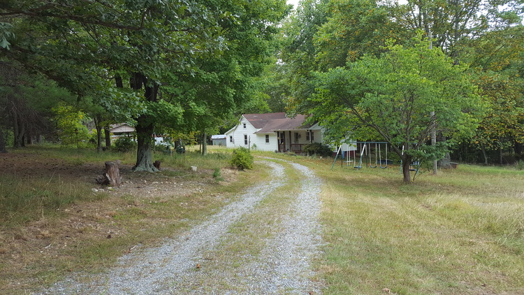 Investment Home on 2.48 Acres