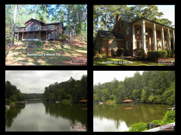 North Carolina Commercial & Residential Properties