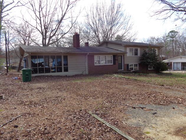 US Marshal Auction - 3 Bedroom Home on Lot & a Half - Albemarle, NC
