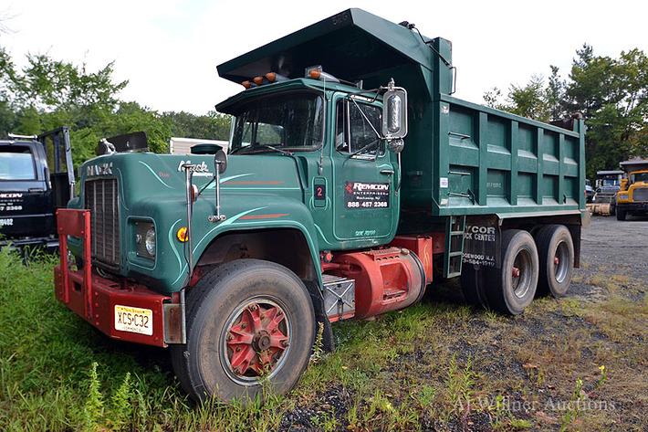 Trucks & Masonry Equipment