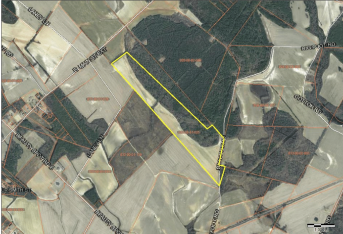 108.3+/- Acres in Marlboro County, SC