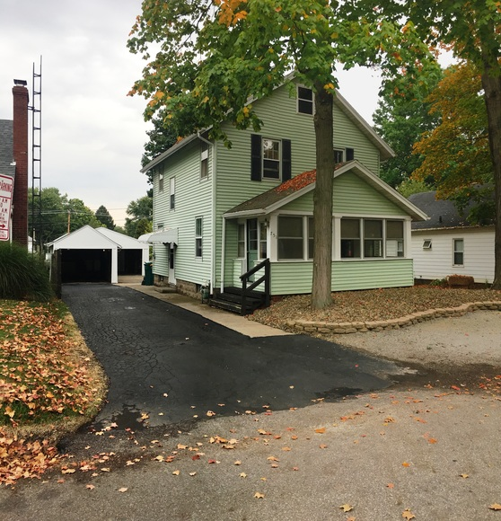 2 Story Wooster Home