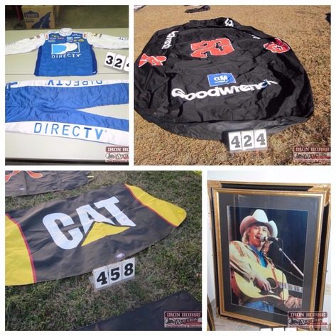 Richard Childress Racing Surplus Uniforms, Towels, Car Covers, Banners, NASCAR Art and Country Music Memorabilia
