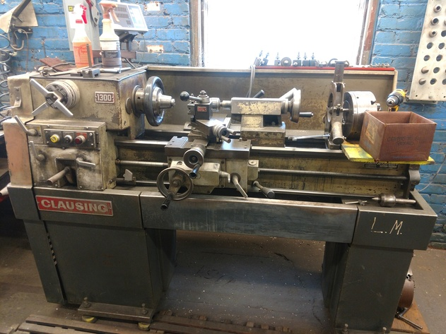 Metal Working Machinery and Equipment Auction