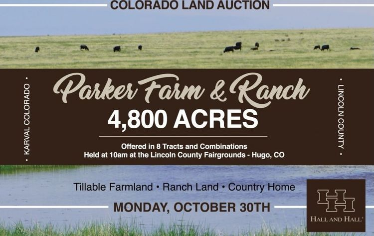 Image for 4,800 Acres—Parker Farm & Ranch—Offered in 8 Tracts & Combinations