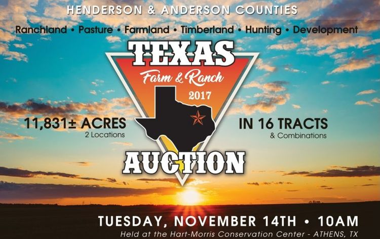 Image for 11,831 +/-  Acres of East Texas Farm & Ranch Land