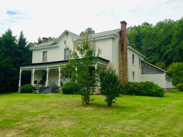 Image for 4 BR Farm Style Home on 8.8 +/- Acres in Madison County, VA!!