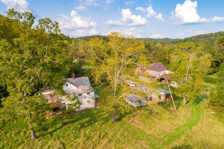 50 Acre Farm in Newark Auction