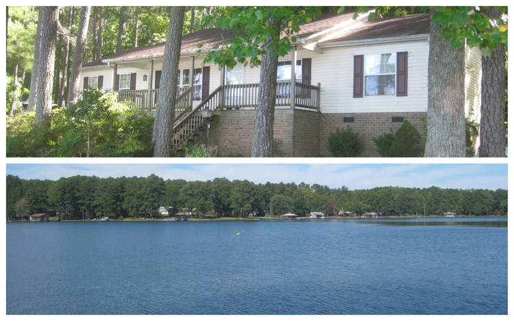 Image for 3 BR/2 BA Waterfront Home w/Pier, Dock & Boat House on Lake Gaston