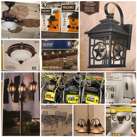 Hardware Store - Overstock, Discontinued, Returns and Damaged Inventory