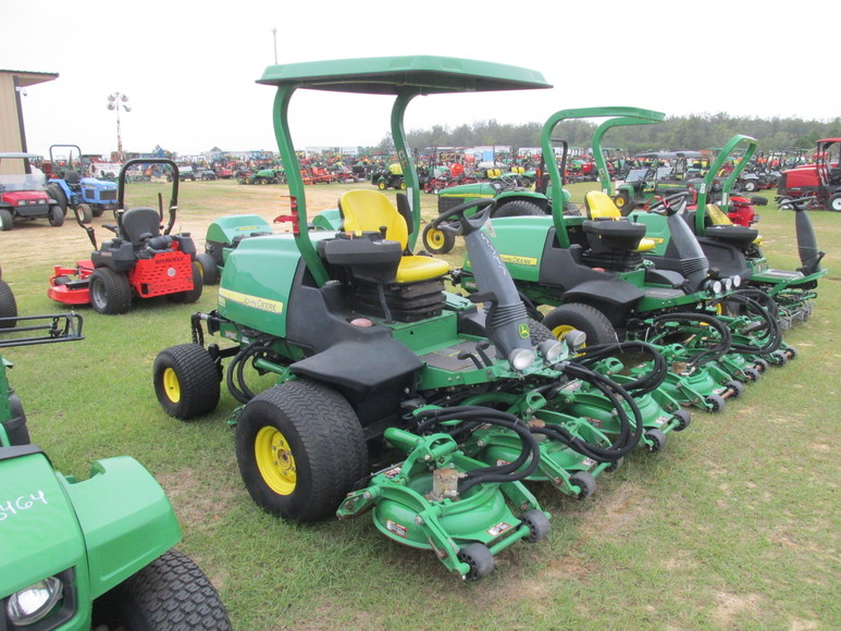 9th Annual Turf Equipment Auction - Dec 12