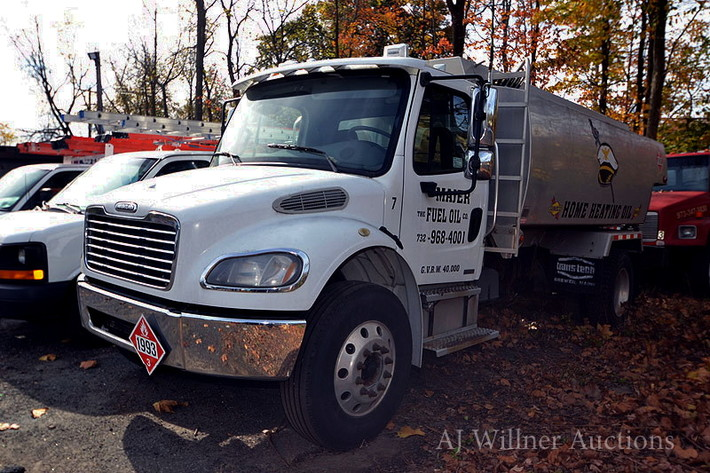 Oil Delivery Truck, Cargo Vans & More.