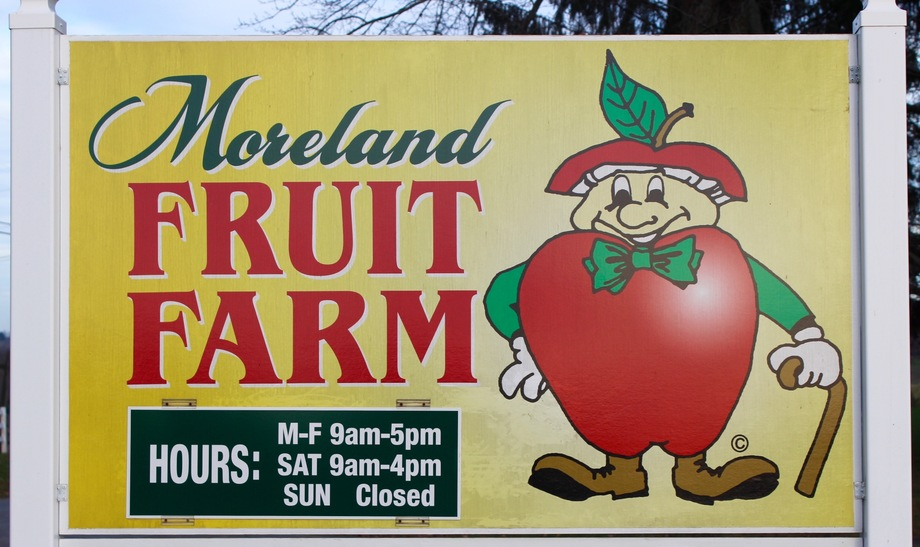 Absolute Auction Moreland Fruit Farm LTD
