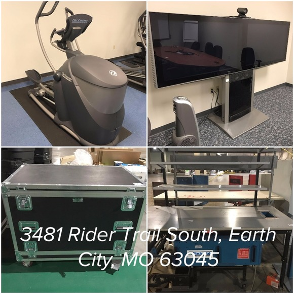 Loaded Office Moving Sale