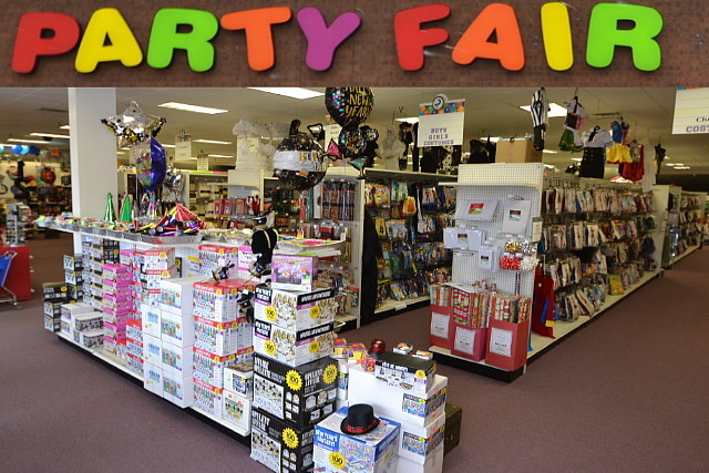 Party Supply Store