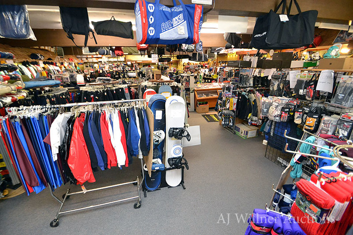 Sporting Goods & Athletic Wear