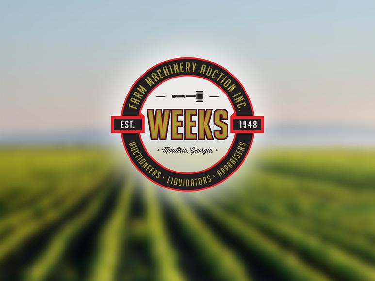 Weeks Farm Machinery Auction, Inc. - Jul 11