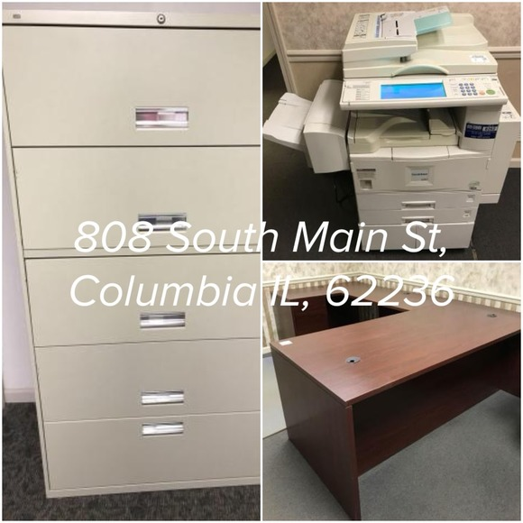 Small Construction Office