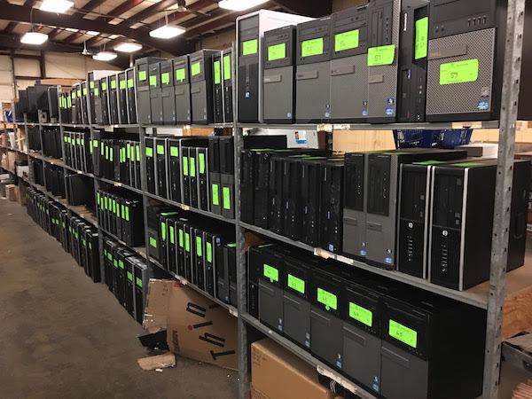 HUGE Computer/ IT Warehouse