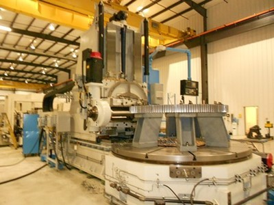 New Gould & Eberhardt 120GH CNC Gear Gasher & Hobber & Partially Refurbished Gould & Eberhardt 96GH CNC Gear Gasher & Hobber