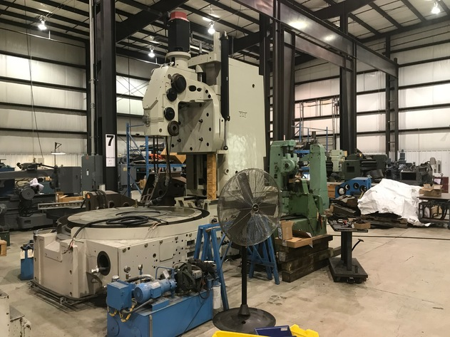 Partially Refurbished Gould & Eberhardt 96GH CNC Gear Gasher & Hobber For Sale