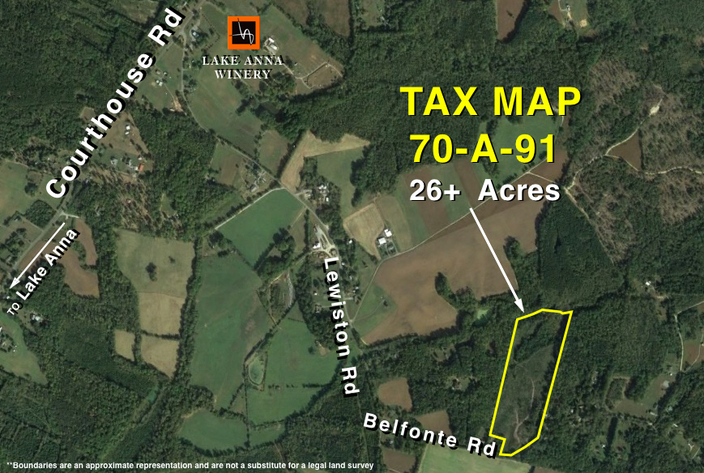 Image for 26 +/- Acres of Raw Land in Spotsylvania County, VA Selling at or Above $25,000!!  ONLINE BIDDING ONLY