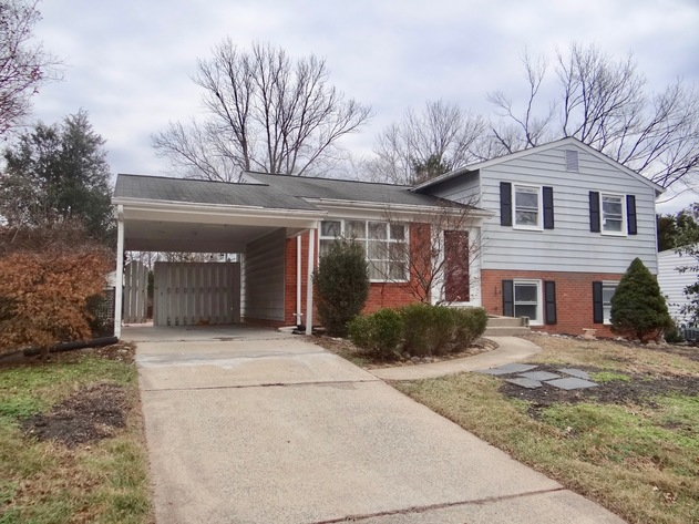4 BR/2 BA Home in Fairfax County, VA--Selling to the Highest Bidder Regardless of Price!!