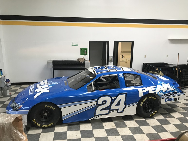 NASCAR Racing Experience Surplus Auction