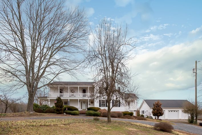 Image for 4 BR/4 BA Custom Home w/Barn & Fenced Pasture on 33 +/- in Madison County, VA