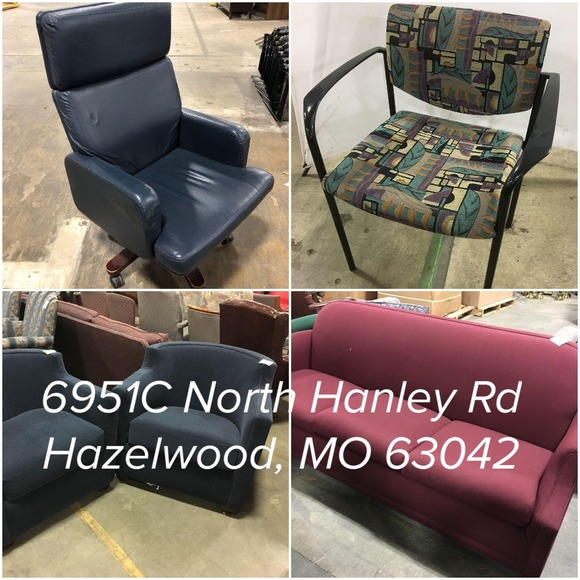 Colorart Warehouse Clearance Sale: Chairs