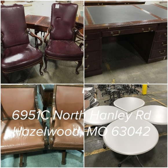 Colorart Warehouse Clearance Sale: Tables and Furniture