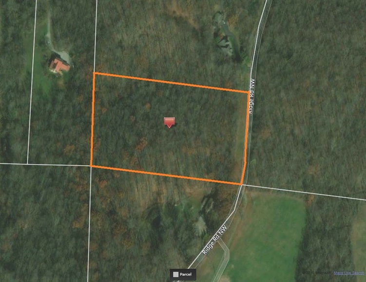 Online Only 5 Acre Building Site Auction - Sold $38,755 w/ BP