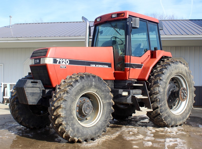 Gingerich Farm Equipment Auction