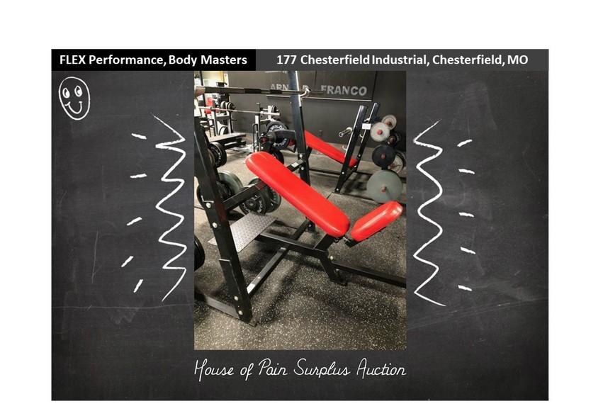 House of Pain Surplus Equipment Sale