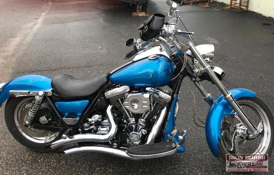 Corvette, Custom Harley Davidson Motorcycle, Tools, Kitchen Cabinets and Much More