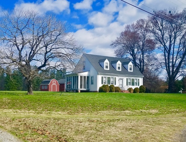 Image for Well Built 4 BR/2 BA Home on 1 Acre & Extra Lot in  New Kent County, VA