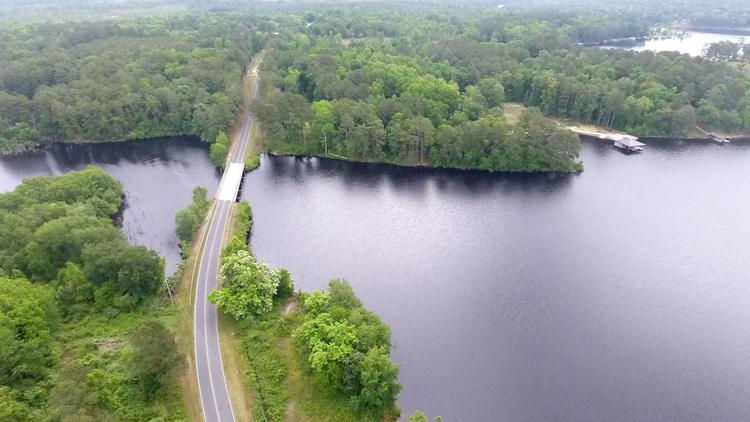 Ledbetter Lake Waterfront Lots