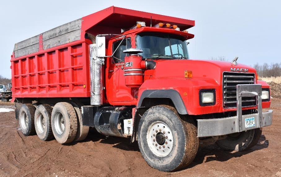 Trucks, Construction Equipment & Rollbacks