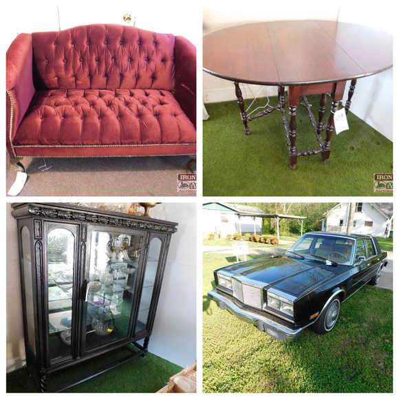 Personal Property Auction- Stanly County, NC