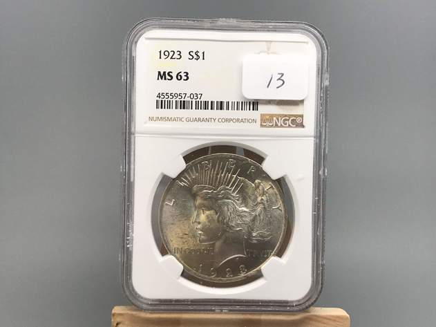 May Coin Auction
