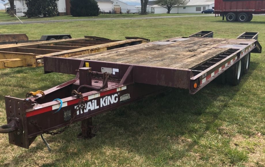 Spring Equipment/Rolling Stock Consignment Auction   Nicholls