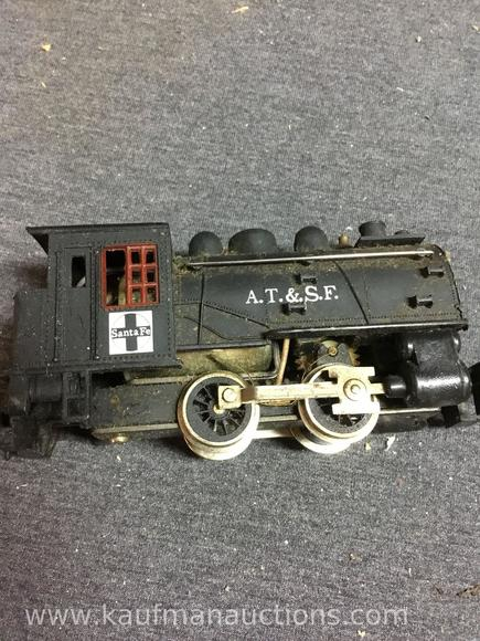 Toy Model Online Only Auction