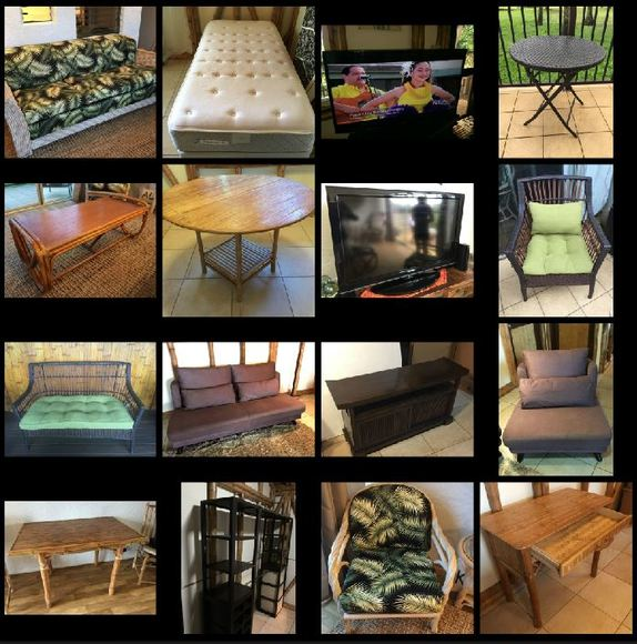 Lawai (KAUAI) Personal Property Auction (Seller Lotted and Managed)