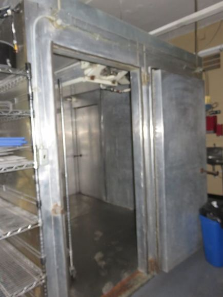 Restaurant Equipment/ Retail Shelving/ Salad Bars/ Self-Contained Walk-in Refrigerator and More!